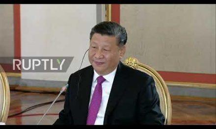 Russia: Putin invites China ' s Xi in Kremlin