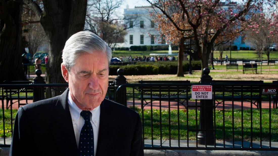 Mueller report greater than 300 web pages, resources claim