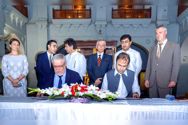 Peshawar, Moscow museums sign MoU – Associated Press of Pakistan