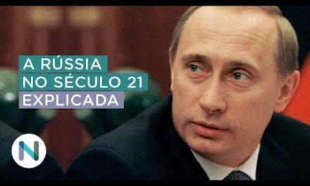 O poder da Rússia pós-União Sovi ética. E a hegemonia de Putin