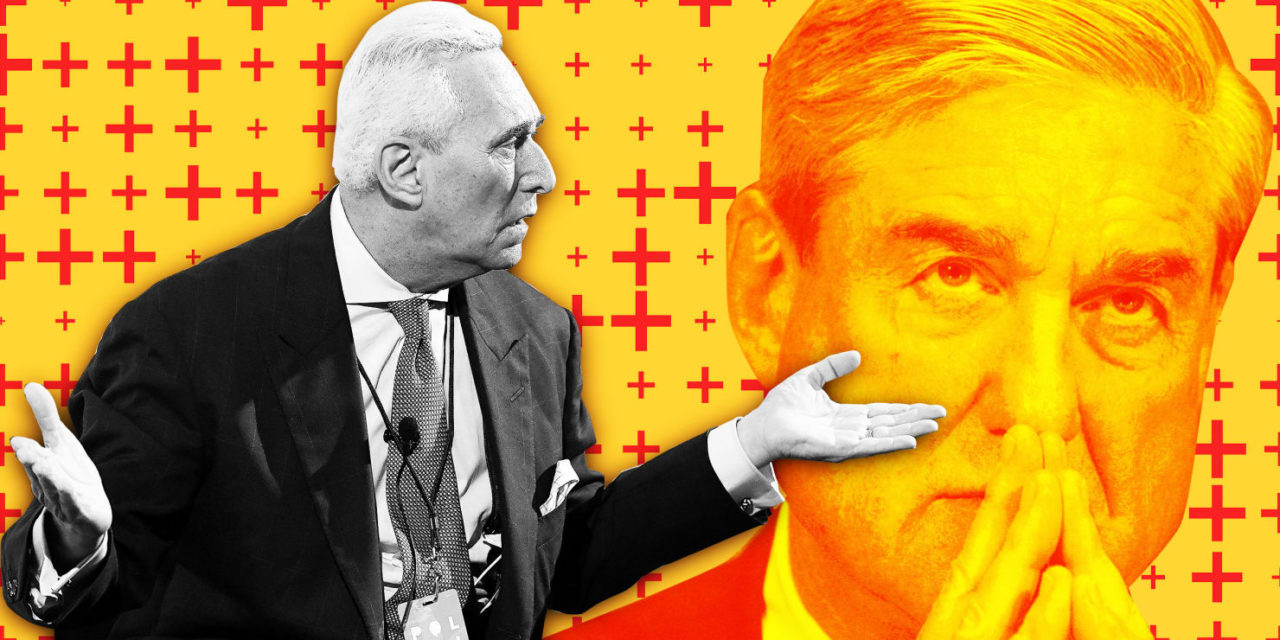 How Roger Stone's Crony Is Trying to End The Mueller's Investigation