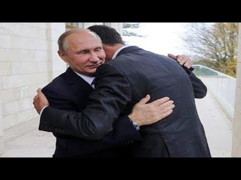 Putin hưởng Qu ả Ng ọt đầu Ti ên ở Syria