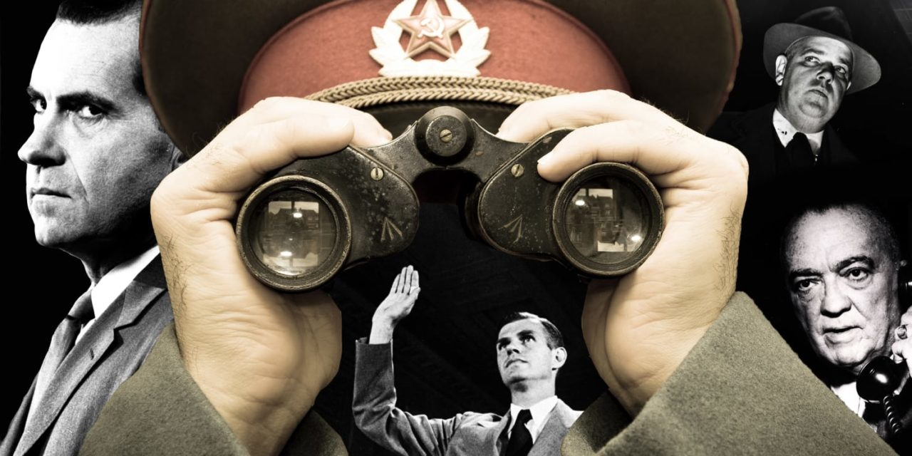 The Great Russia Witch Hunt( of 1949)