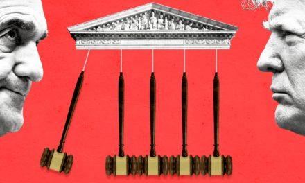 Robert Mueller Must Finish Investigating Before Trump Get His Supreme Court Pick