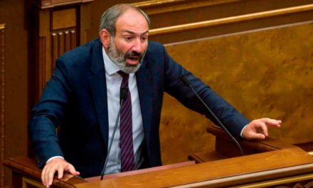 Armenia objection leader Nikol Pashinyan chosen head of state