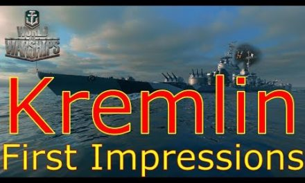 World of Warships- Kremlin First Impressions
