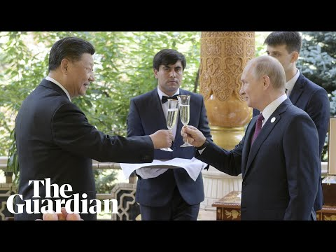 Putin hosts birthday celebration celebration for Xi Jinping with gelato and also cake
