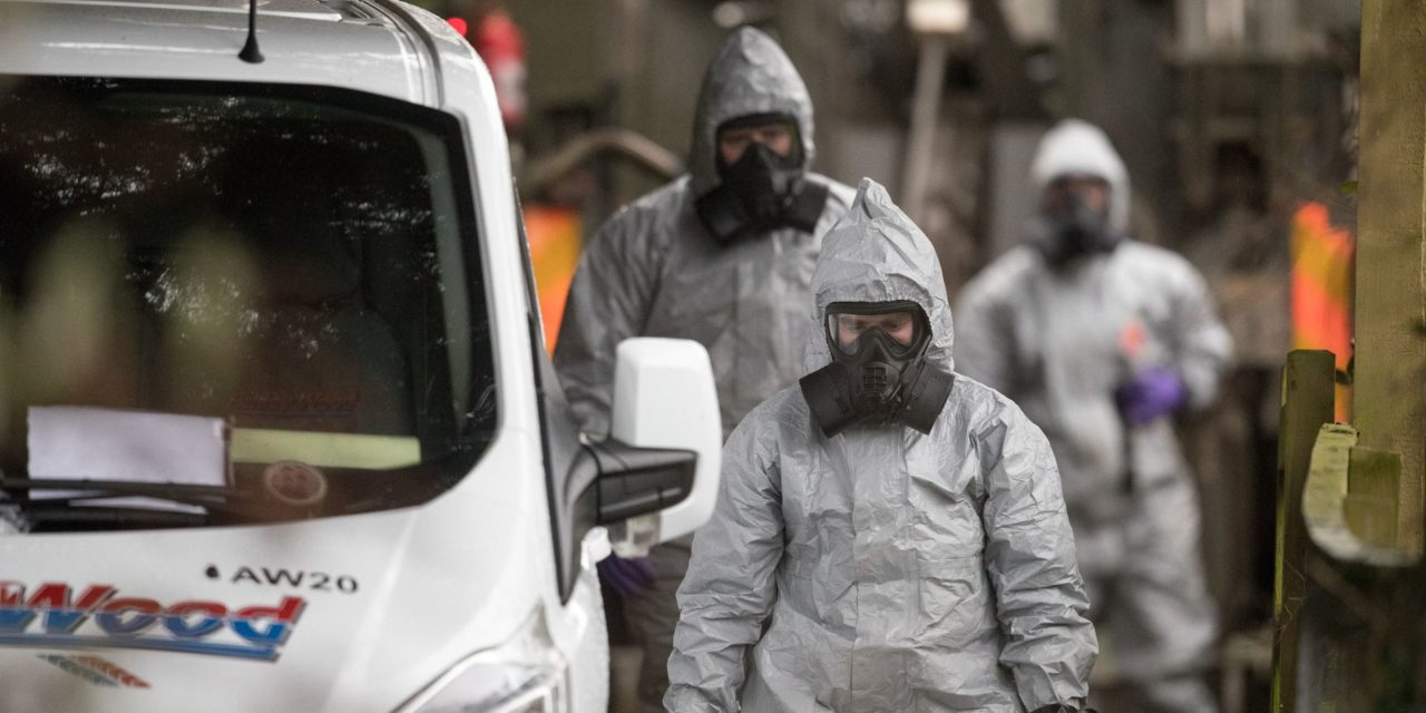 What Is Novichok? Ex-Spy Poisoned With Rare Russia-Linked Nerve Agent