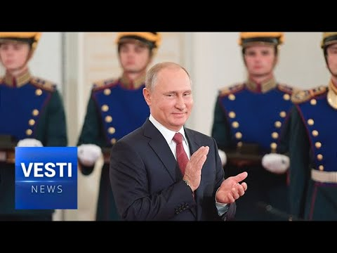 Putin Takes Russia Day Celebrations Very Seriously; Bestows Honors on Exceptional Citizens!