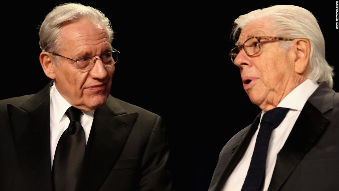 Woodward and also Bernstein: Trump's Russia feedback 'strangely comparable' to Nixon's leading up to Saturday Night Massacre