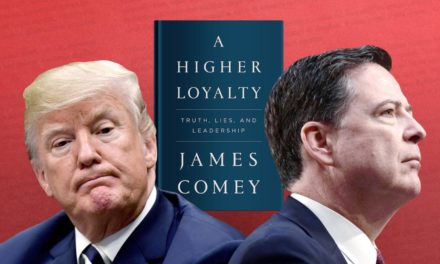 James Comey's Ego has a whole lot to respond to for