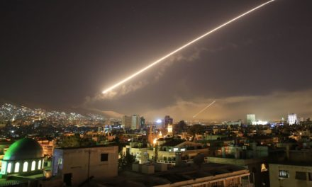 Trump Says Mission Accomplished With Syria Strike Unanswered