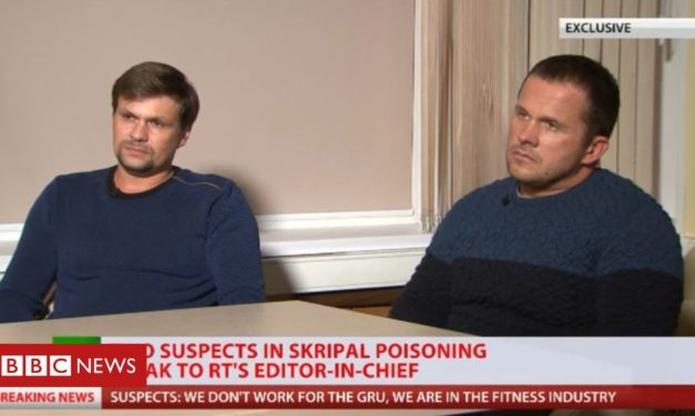 Skripal presumes: 'Wewere simply visitors'
