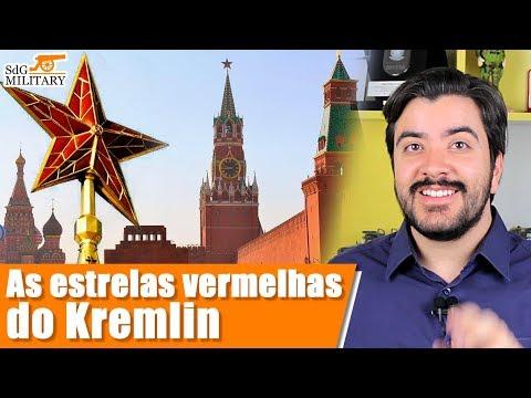 O Mist ério das Estrelas Vermelhas do Kremlin