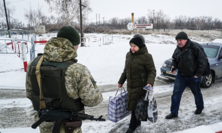 Ukraine calls reservists amidst stress with Russia