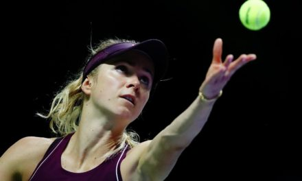 Elina Svitolina: Tennis celebrity intends to motivate Ukrainians throughout 'extremely hard' times