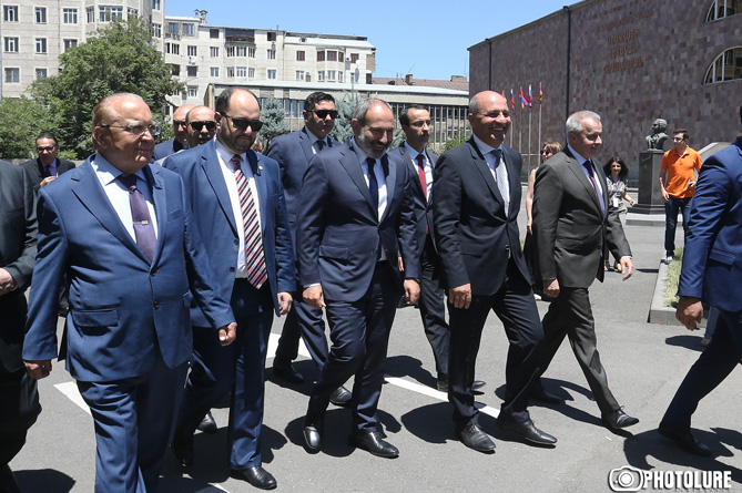 Yerevan branch of Moscow State University strengthens Armenian -Russianconnections – Arka News Agency