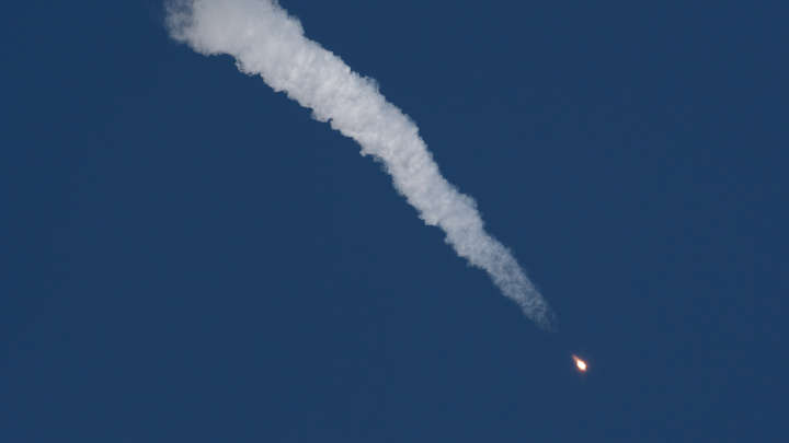 Two Cosmonauts Have Safely Returned To Earth After A Dramatic Failure Of Their Rocket