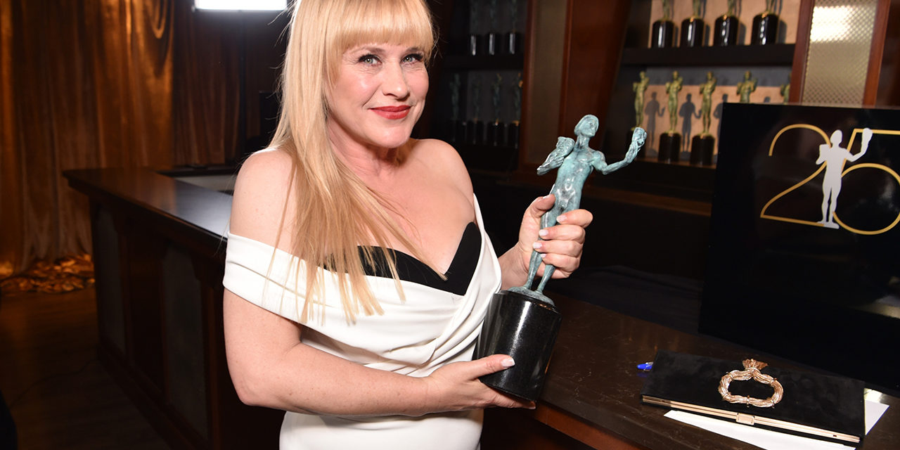 Patricia Arquette many thanks Robert Mueller throughout SAG Awards