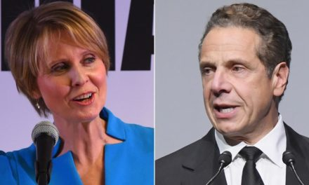Cynthia Nixon as well as Andrew Cuomo exchange barbs in fiercely anticipated argument