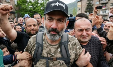 Protest Leader Elected Prime Minister Of Armenia
