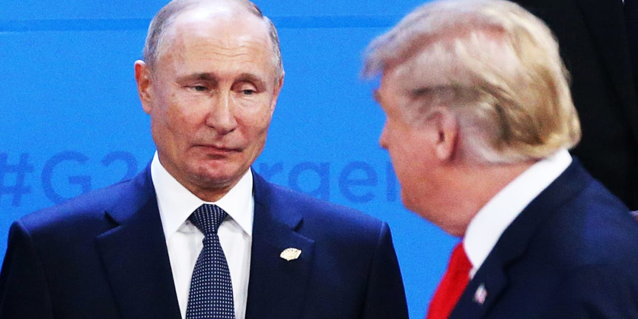 True Fiction and also Fake Fact: How Putin Played Trumps Moronic Gang of Lowlifes