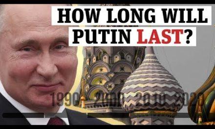 How long will Putin last?