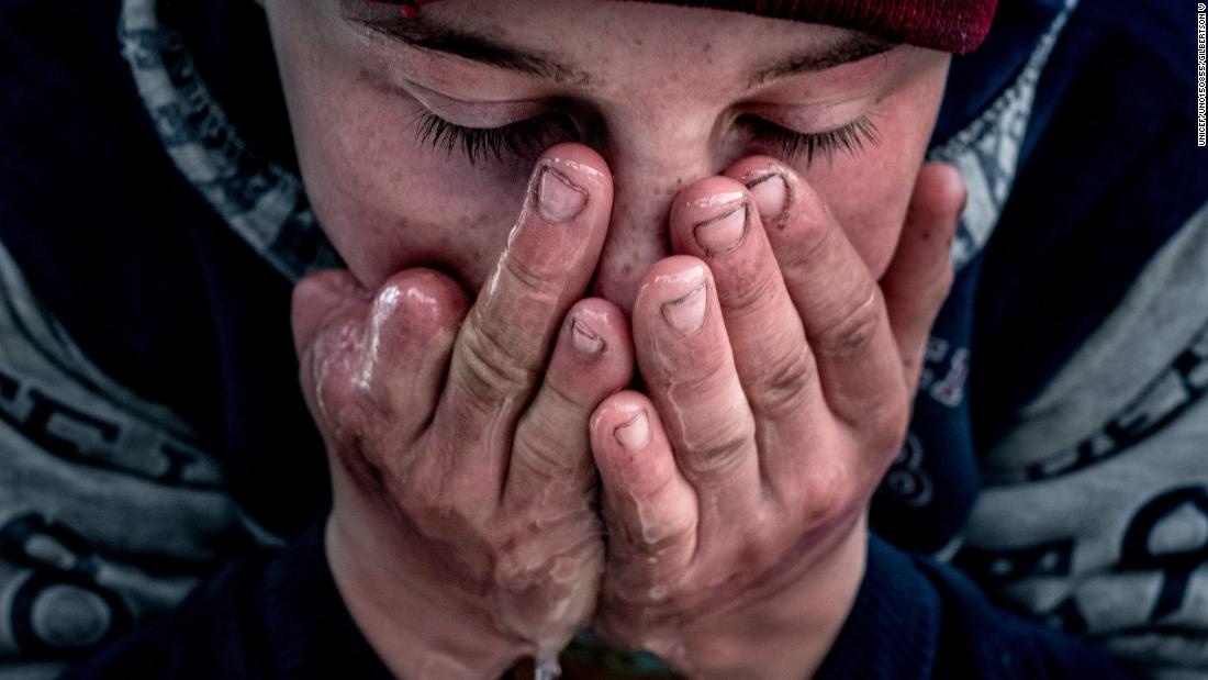 Fighting in Ukraine endangers water system for 3.2 million