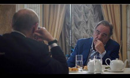 Oliver Stone, Putin & & der gute Epstein: Talk mit Johannes Thiessen