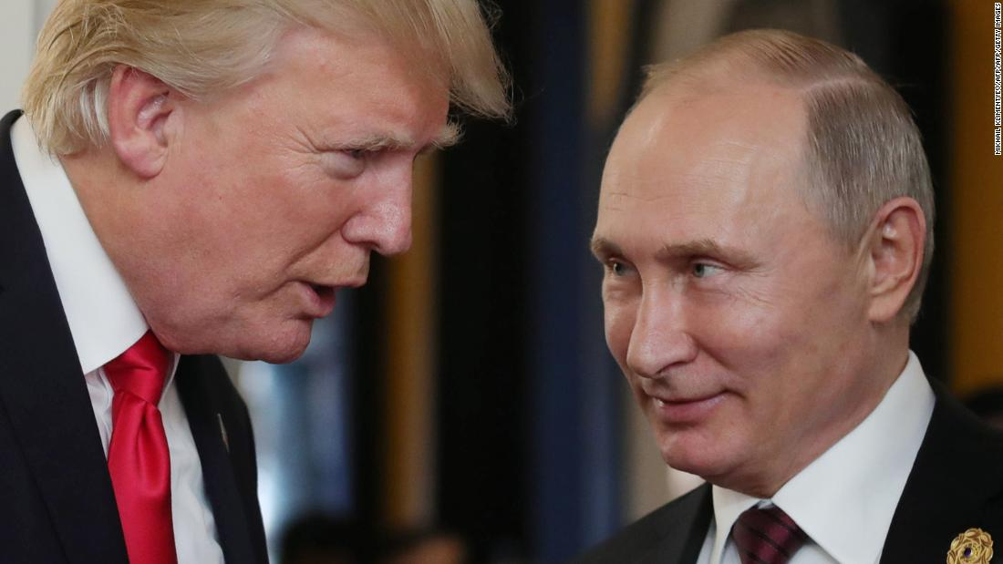White House denies Dem ask for details on Putin interactions