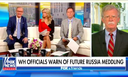 Fox& Friends Host Steve Doocy: Putin Mightve Lied en route to Trump!