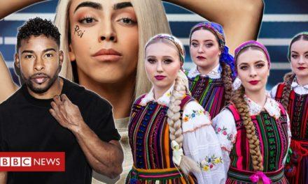 Taking Eurovision badly: 'It's regarding time'
