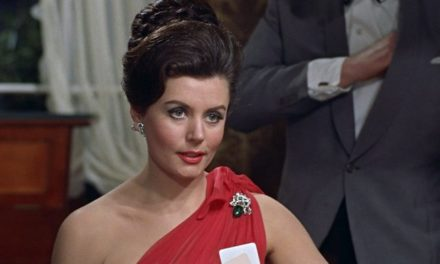 'FirstBond woman' Eunice Gayson passes away