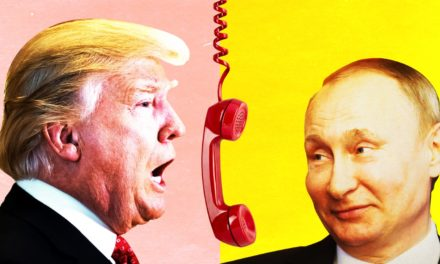 Trump Phones Putin to Own the Libs