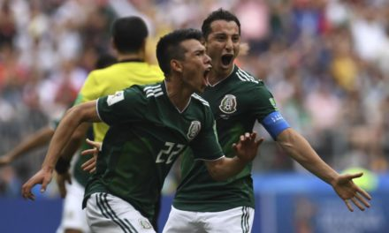 Hirving Lozano the hero as Mexico stun owners Germany