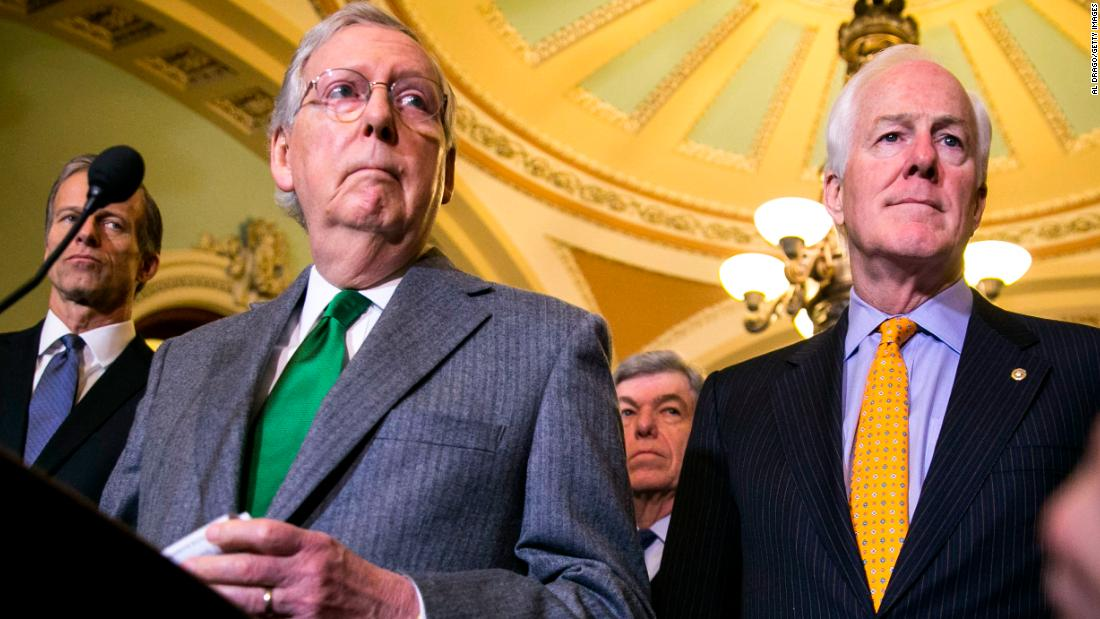 After days of declarations, Senate takes actions versus Russia