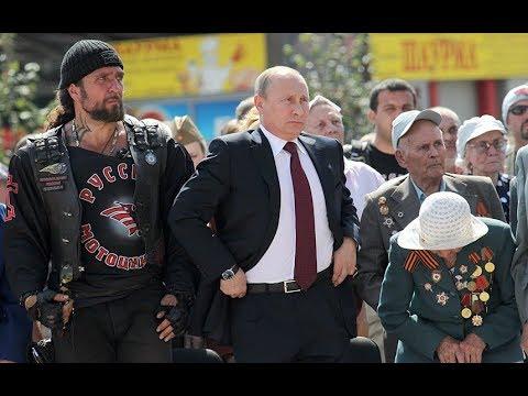 Lobos da noite! A Gang de Motoqueiros Privilegiada de Putin