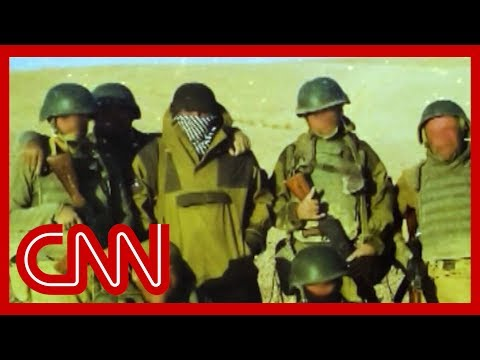 CNN subjects secret military that connected to Russia ' s Vladimir Putin