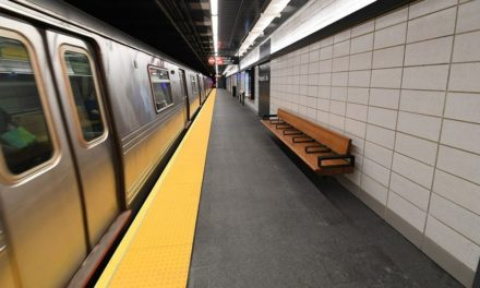 New York City guy establishes bag with $10,000on train system