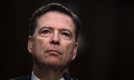 Why James Comey is refrained from doing with Donald Trump
