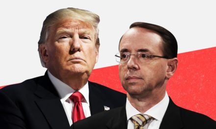 Exclusive: Trump asked Rosenstein if he was 'on my group'