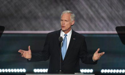 The Senator that sobbed wolf on the FBI's 'secret culture'