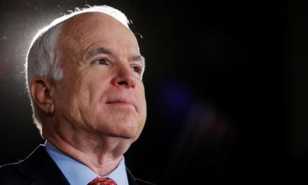 John McCain: Trump dedicated 'among one of the most disgraceful efficiencies by an American head of state in memory'