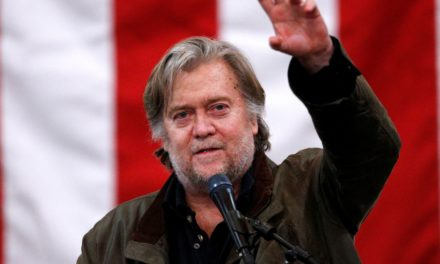 Steve Bannon Meets Behind Closed Doors With House Panel On Russia