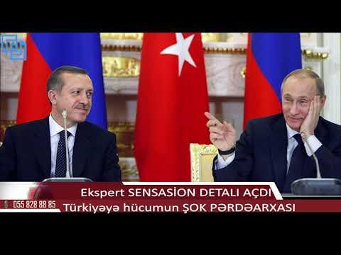Türkiyəyə hücumun ŞOK PƏRDƏARXASI: Putin … – Ekspert SENSASİON DETALI AÇDI