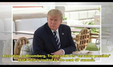 Trump claims Putin might go to following G7 top in United States|Breaking News USA