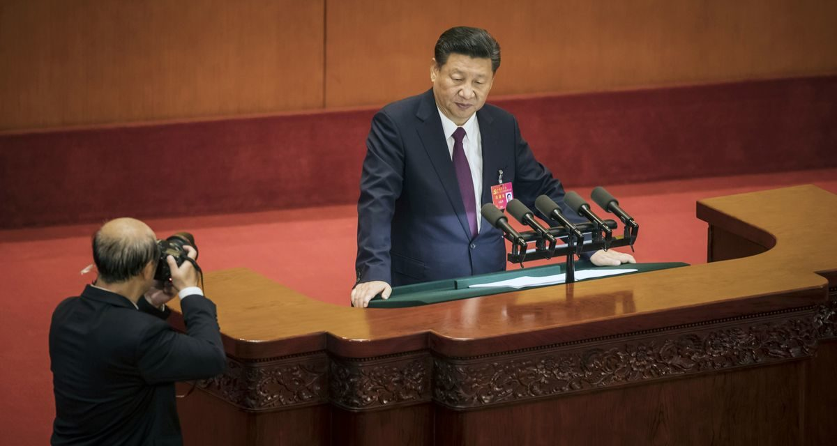 China Faces Rule by Xi for Decades With Repeal of Term Limits