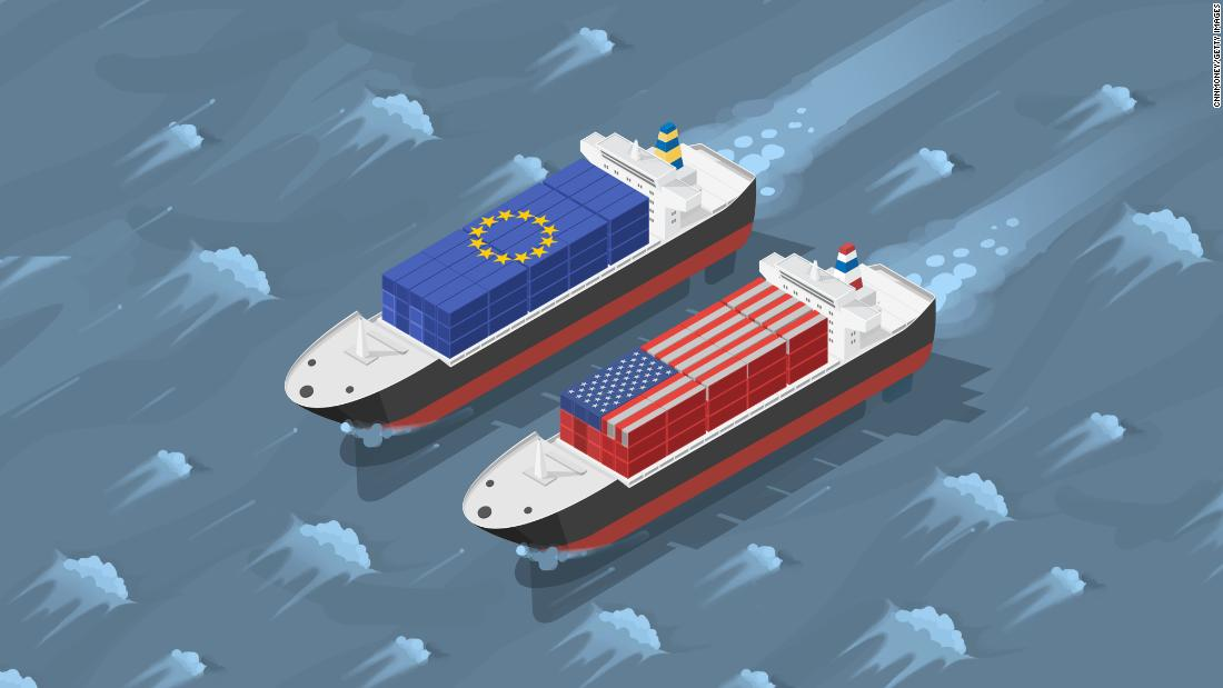Why the United States and also the EU require a profession ceasefire