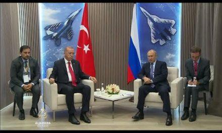 Putin i Erdogan razgovarali o smirivanju situacije u Idlibu