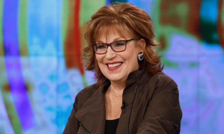 'TheView' Co- host Joy Behar Thinks It's 'A Good Day For Donald Trump To Resign'